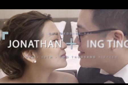 |婚禮錄影|Ting&Jonathan 萬豪酒店 雙機訂婚儀式+晚宴 SDE 微電影紀錄