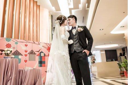 伊燊+純嘉 海港城國際宴會廳
