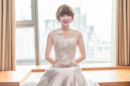 騰慶+舒涵  台中日月千禧酒店
