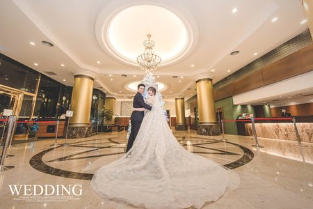 叔通+盈伃 全國大飯店