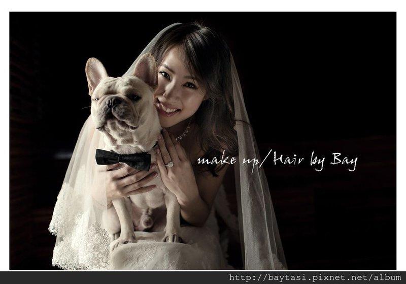 客製化自助婚紗照造型作品