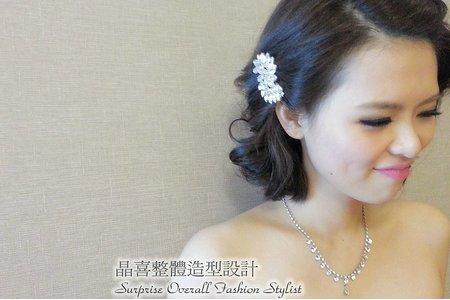新娘造型14