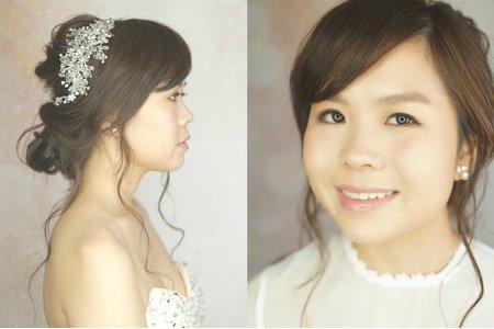 新娘造型11