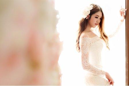 簡約清新韓系婚紗