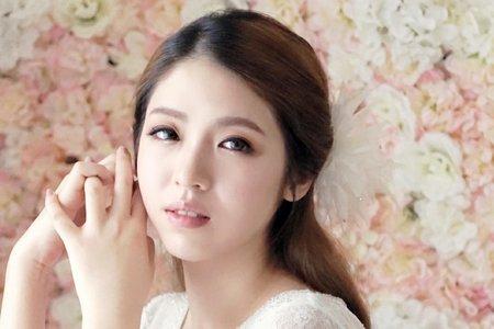 2018韓式簡約新娘