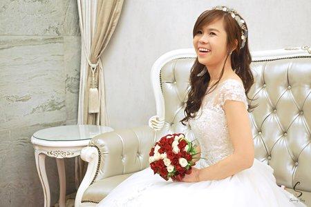 新娘2造型