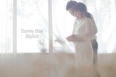 簡約小清新韓式婚紗