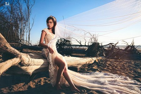 森林系少女