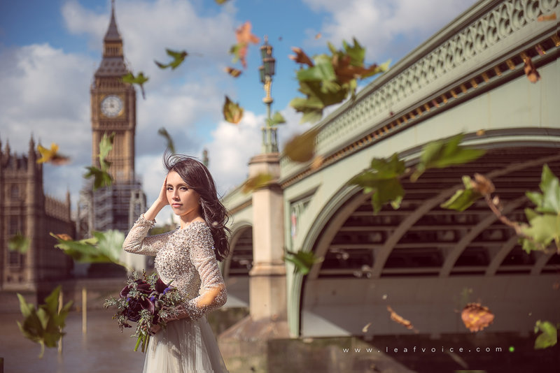 海外婚紗方案作品