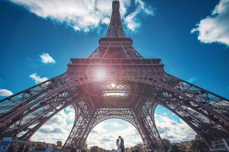 【葉子團隊】巴黎、倫敦海外婚紗