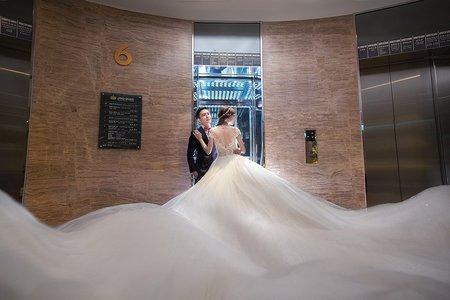 【葉子團隊】新莊頤品大飯店婚禮紀錄