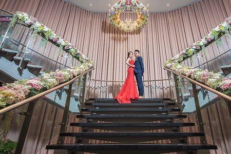 【葉子團隊】民權晶宴16香榭玫瑰園婚禮紀錄