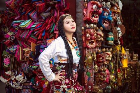 【葉子團隊】西藏海外婚紗