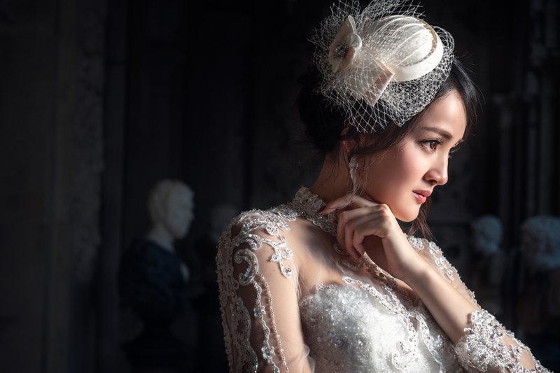 老英格蘭自助婚紗