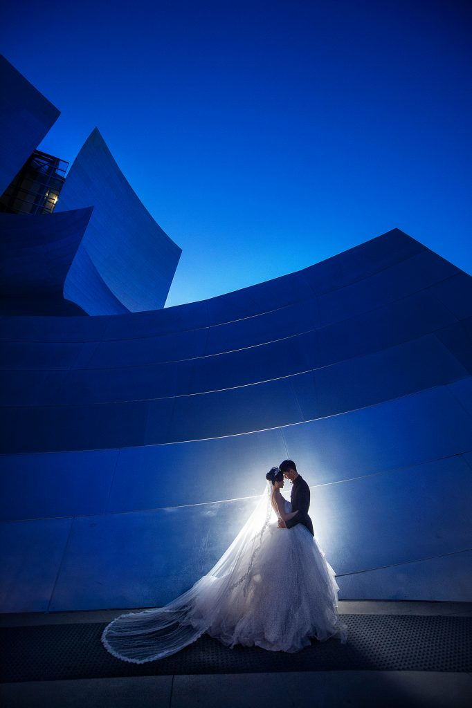 美國洛杉磯海外婚紗