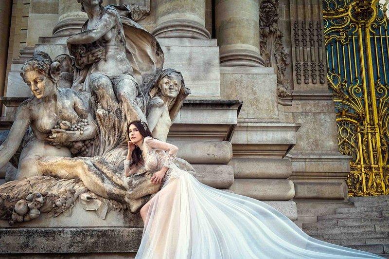 巴黎海外婚紗