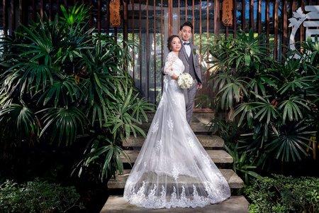 【葉子團隊】青青食尚花園會館 儀式午宴 婚禮攝影