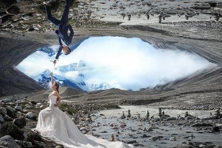 西藏海外婚紗