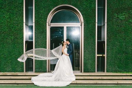 【葉子團隊】台北萬豪酒店 純晚宴 婚禮攝影