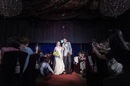【葉子團隊】君品酒店婚禮記錄