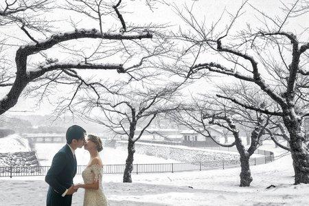 北海道海外自助婚紗
