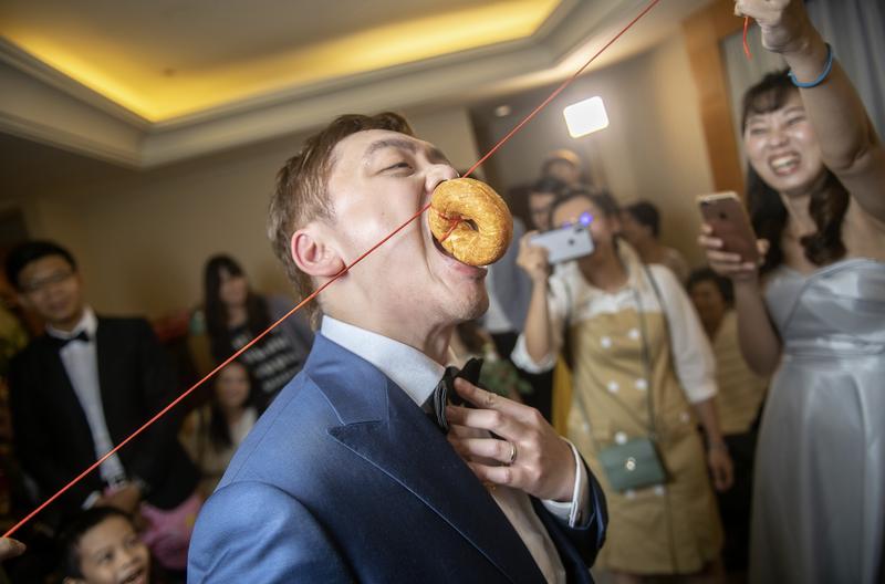 【婚禮記錄】葉子親自拍攝純宴客方案作品