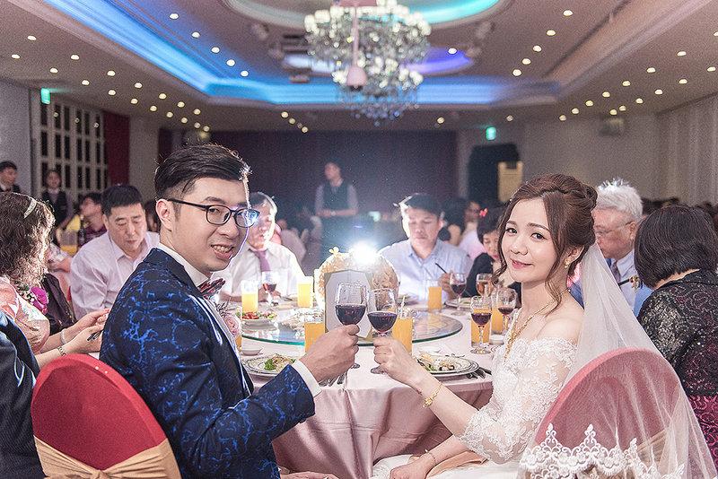【婚禮記錄】葉子團隊純宴客方案作品