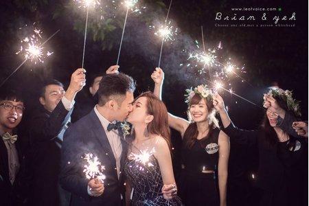 婚禮攝影美學-葉子團隊2021早鳥專案