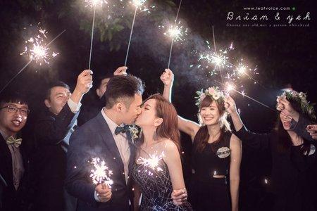 【婚禮記錄精選】葉子總監親自拍攝