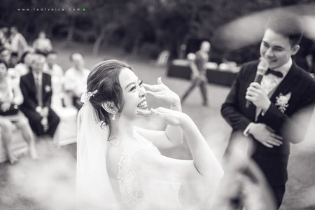 台北園外園室外美式婚禮