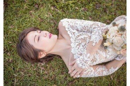 合歡山自助婚紗