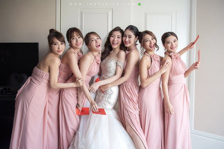 葉子婚禮攝影-文華東方飯店