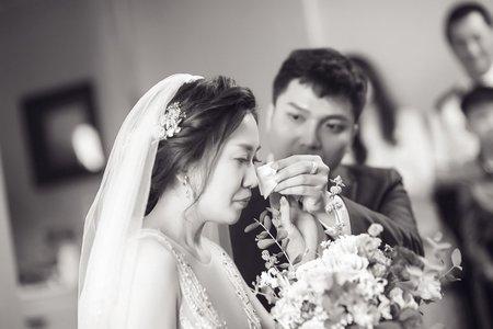 台北婚禮記錄-新莊翰品酒店