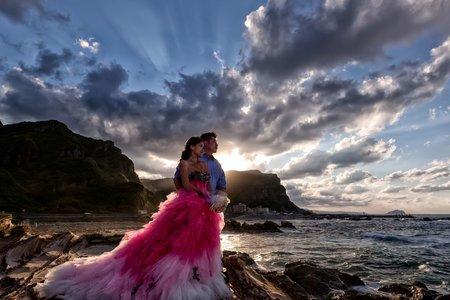 克拉克&瑪姬 自助婚紗