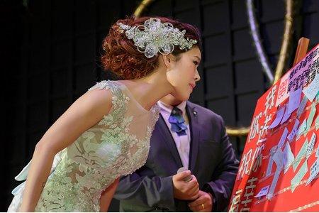宜蘭新秘-多多-雅琪訂結婚禮@山頂會館
