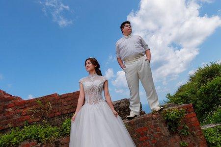 台北新秘-多多-瑪姬&克拉克 自助婚紗