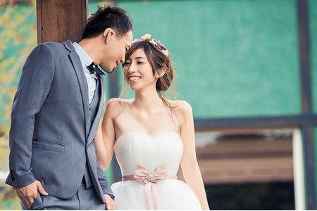 奇龍&春明 自助婚紗