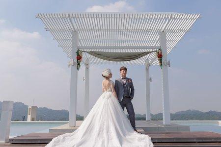 偉墉&佳穎證婚宴客紀錄