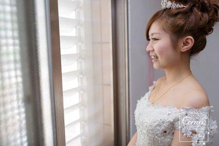 宜蘭新秘-多多-龍家園餐廳-庭妤婚禮