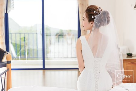 台東新秘-多多-三葉餐廳-蕙芯婚禮