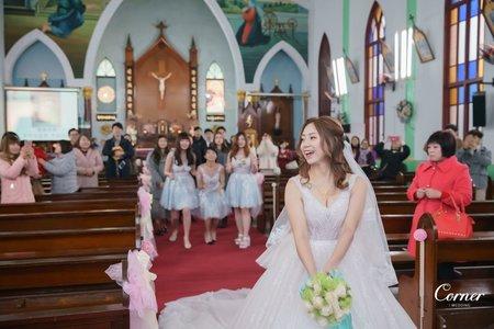 宜蘭婚攝-北城教堂證婚篇-劭倫&芊凌