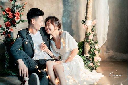 宜蘭婚紗-攝影棚-譽璽&林青