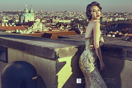 七格攝影 - 布拉格海外婚紗