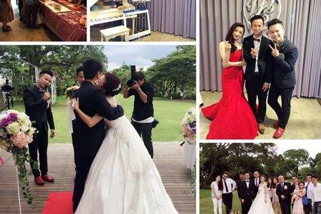 桃園綠風草原戶外證婚婚禮