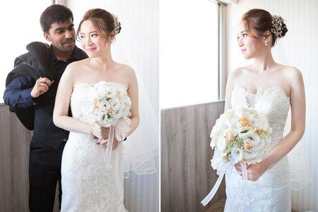 婚攝婚禮紀錄|台中雅園新潮|Inge Studio英格影像