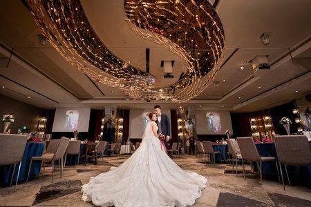 婚攝婚禮紀錄|格萊天漾大飯店|Inge Studio英格影像