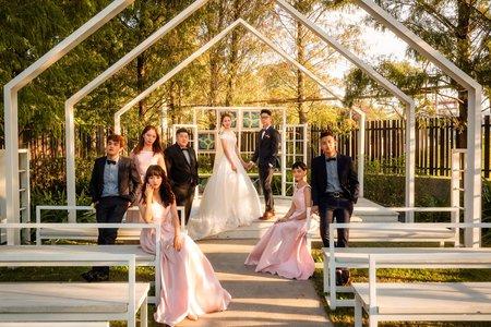 婚攝婚禮紀錄|嘉義寬悅花園酒店|Inge Studio英格影像