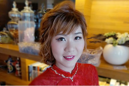 台南color 姸色makeup studip-金銀