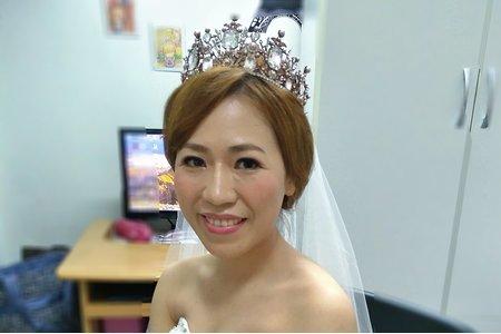 台南姸色color makeupstudio-丹菁結婚