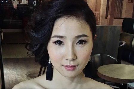 台南姸色color makeupstudio-麗麗拍照
